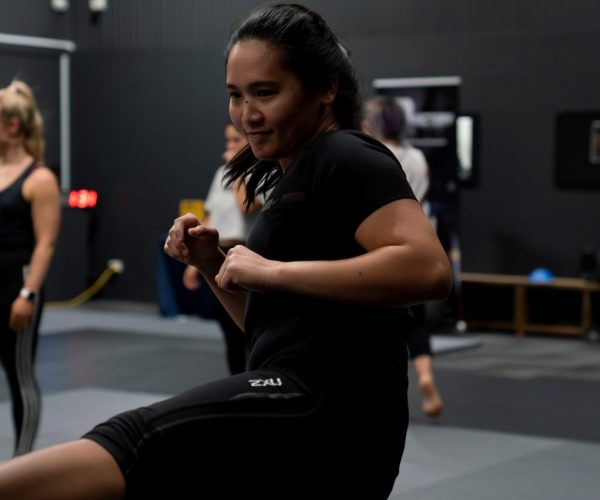 Womens Self Defence Class